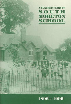 "Cover of ""A Hundred Years of South Moreton School"""